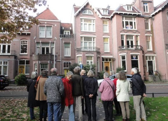 Architectuurwandeling op 16 september
