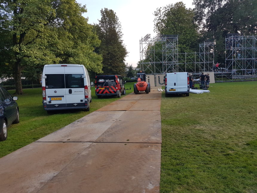 Bewonersbijeenkomst over locatieprofiel Wilhelminapark