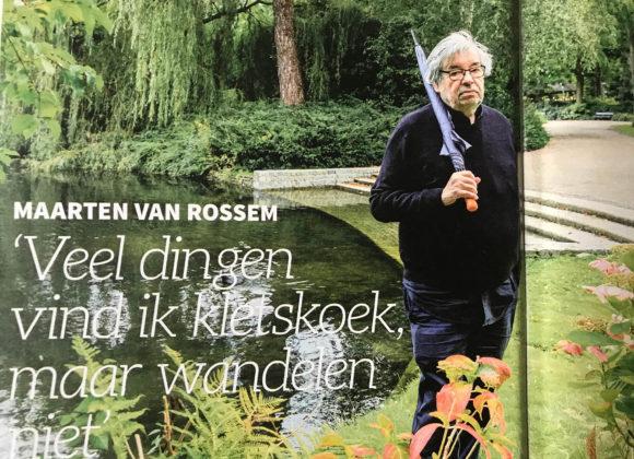 Maarten van Rossem vertelt over ons park